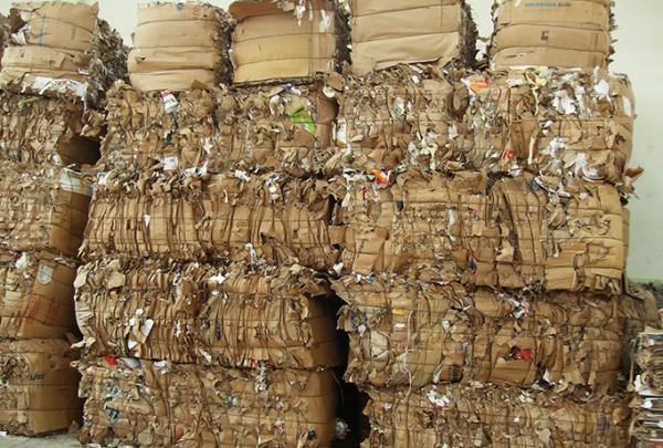 Atık Kağıt Toplama